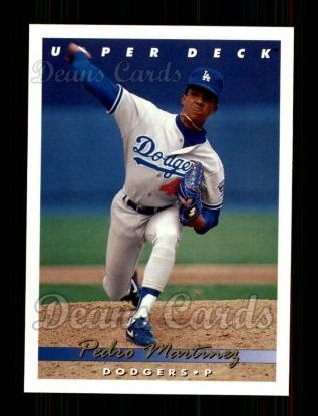 1993 Upper Deck #324  Pedro Martinez