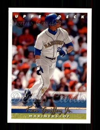 1993 Upper Deck #355  Ken Griffey Jr.