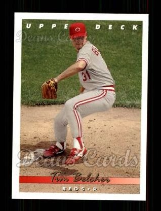 1993 Upper Deck #368  Tim Belcher