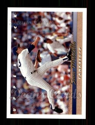 1993 Upper Deck #383  Sam Militello