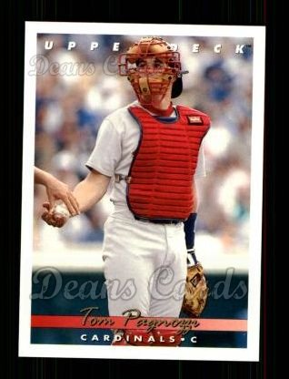 1993 Upper Deck #405  Tom Pagnozzi