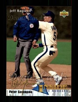 1993 Upper Deck #452  Jeff Bagwell