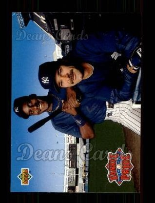 1993 Upper Deck #47  Roberto Kelly / Don Mattingly