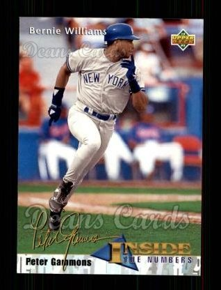 1993 Upper Deck #470  Bernie Williams