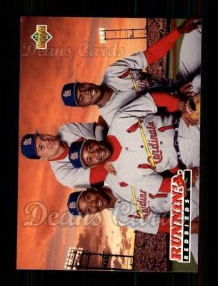 1993 Upper Deck #482   -  Ozzie Smith Redbirds