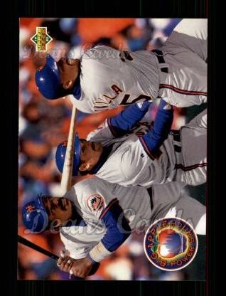 1993 Upper Deck #484   Big Apple Power Switch