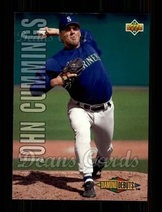 1993 Upper Deck #503  John Cummings