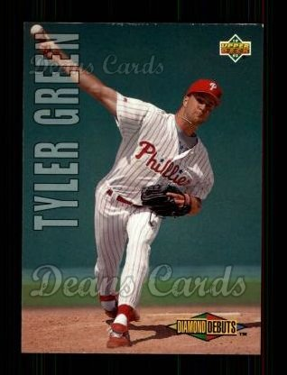1993 Upper Deck #505  Tyler Green
