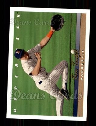 1993 Upper Deck #61  Tim Teufel