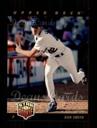 1993 Upper Deck #7  Dan Smith
