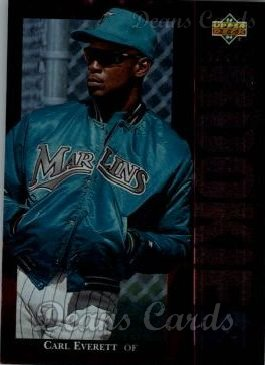 1994 Upper Deck #11  Carl Everett