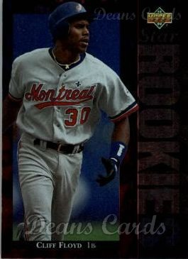 1994 Upper Deck #12  Cliff Floyd