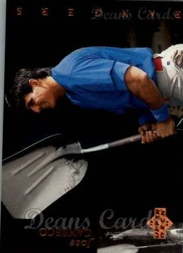 1994 Upper Deck #140  Jose Canseco