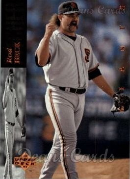 1994 Upper Deck #142  Rod Beck