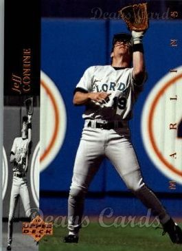 1994 Upper Deck #162  Jeff Conine