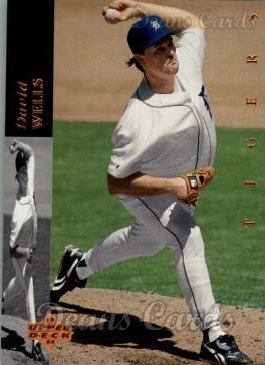 1994 Upper Deck #179  David Wells