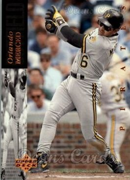 1994 Upper Deck #182  Orlando Merced