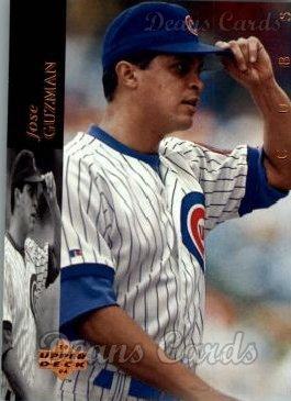 1994 Upper Deck #196  Jose Guzman