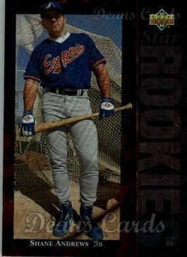 1994 Upper Deck #2  Shane Andrews