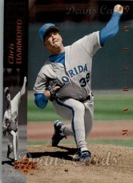 1994 Upper Deck #209  Chris Hammond