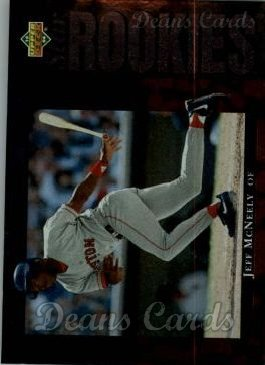 1994 Upper Deck #21  Jeff McNeely
