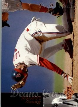 1994 Upper Deck #215  Kenny Lofton