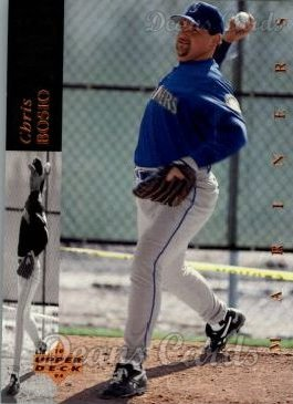 1994 Upper Deck #228  Chris Bosio