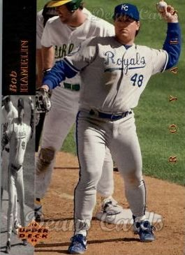1994 Upper Deck #249  Bob Hamelin