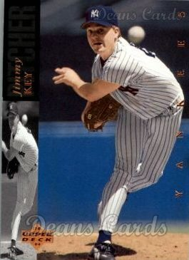 1994 Upper Deck #259  Jimmy Key