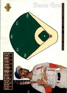 1994 Upper Deck #278  Ozzie Smith
