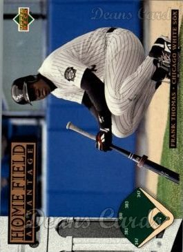 1994 Upper Deck #284  Frank Thomas