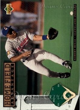 1994 Upper Deck #285  Albert Belle