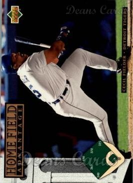 1994 Upper Deck #286  Cecil Fielder