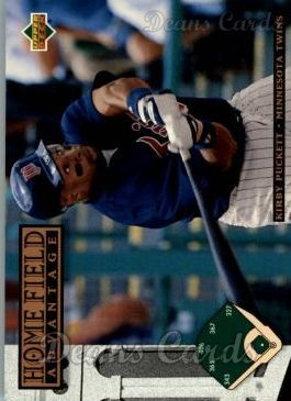 1994 Upper Deck #289  Kirby Puckett
