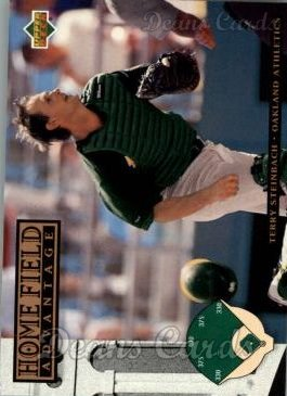 1994 Upper Deck #291  Terry Steinbach