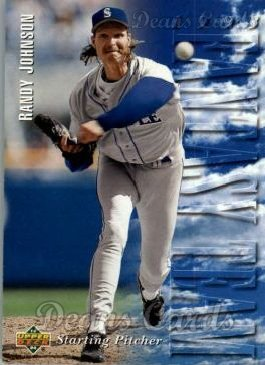 1994 Upper Deck #31   -  Randy Johnson Fantasy Team