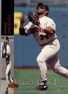 1994 Upper Deck #325  Kirby Puckett