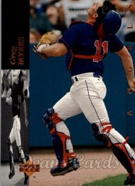 1994 Upper Deck #334  Greg Myers