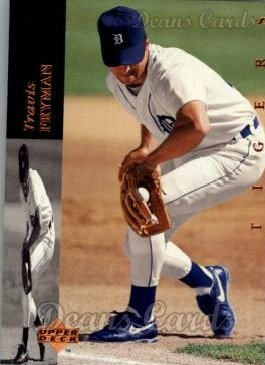 1994 Upper Deck #345  Travis Fryman