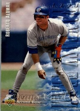 1994 Upper Deck #35   -  Roberto Alomar Fantasy Team