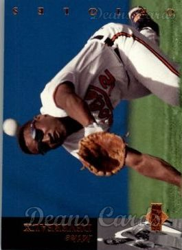 1994 Upper Deck #356  Mike Devereaux