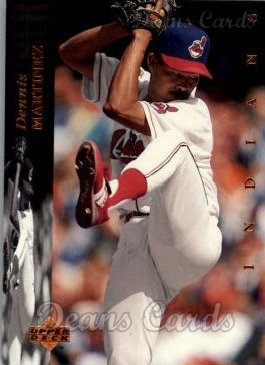 1994 Upper Deck #358  Dennis Martinez