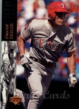 1994 Upper Deck #377  David Hulse