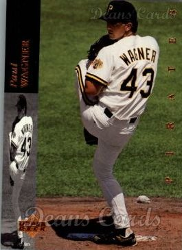 1994 Upper Deck #383  Paul Wagner