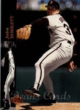 1994 Upper Deck #403  John Burkett