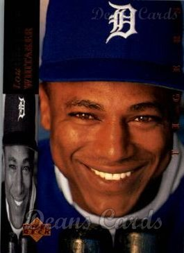 1994 Upper Deck #414  Lou Whitaker