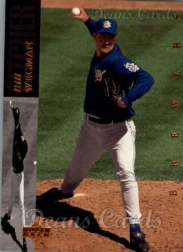1994 Upper Deck #416  Bill Wegman