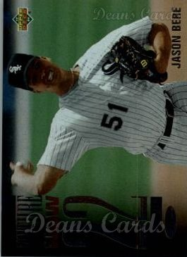 1994 Upper Deck #42   -  Jason Bere The Future is Now