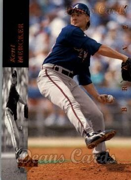 1994 Upper Deck #442  Kent Mercker
