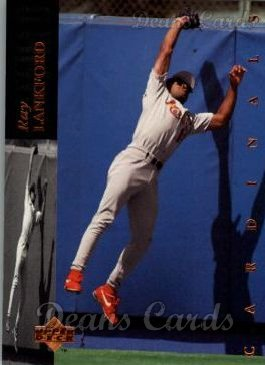 1994 Upper Deck #446  Ray Lankford